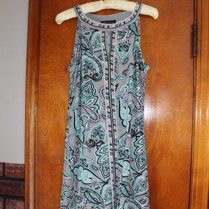 INC Paisley dress